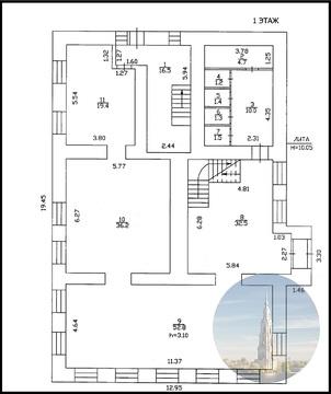 #714. Кашин. Многоуровневый особняк 582,2 кв.м. на участке 6 соток. - Фото 5