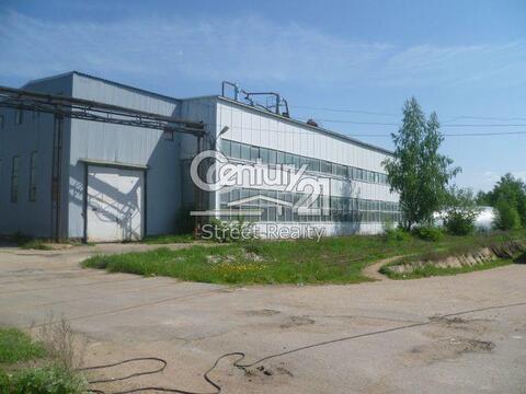 Продажа производственного помещения, Истра, Новорижское шоссе, . - Фото 1