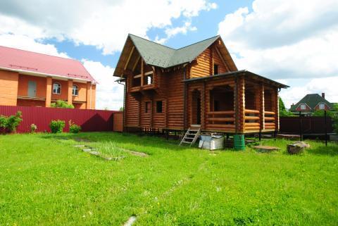 Дом 80 м2 и участок 8 соток в Голицыно, 30 км от МКАД - Фото 1