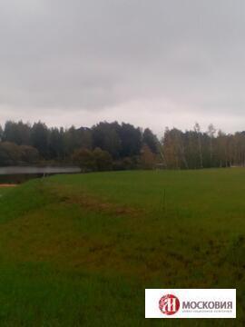 Участок 13 соток с видом на пруд, Новая Москва, 10км от Троицка - Фото 2