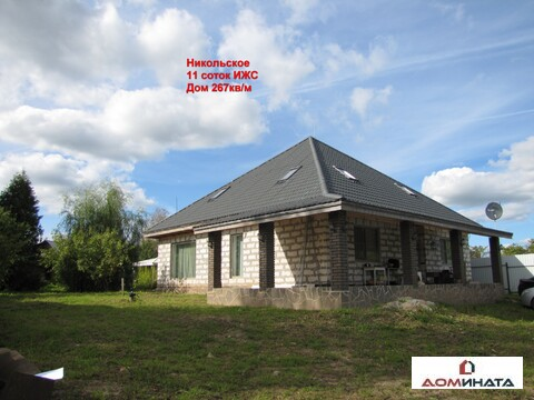 Продам дом 267 кв/м Никольское, Гатчинский район, Ленинградской област - Фото 2
