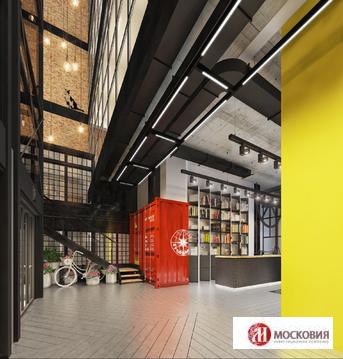 Лофт в центре Москвы, 38 кв.м, метро Бауманская, ЦАО - Фото 2