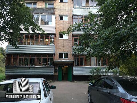 1к. квартира, пос. Дом отдыха строитель д. 3 (Мытищинский район) - Фото 1