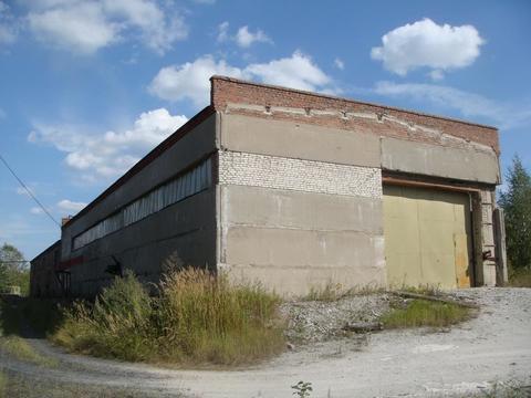 Не отапливаемый склад общей площадью 440 м.кв - Фото 1