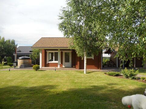 Вырица: финский дом из клееного бруса 163 кв.м на уч. 24 сот. для ИЖС - Фото 5