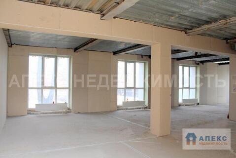 Продажа офиса пл. 169 м2 м. Авиамоторная в бизнес-центре класса В в . - Фото 3