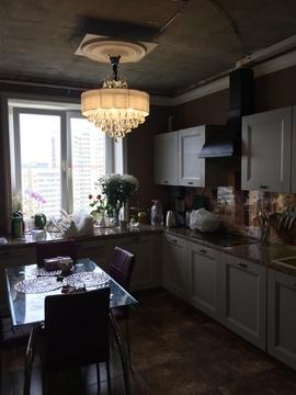 Продается 3-х ккв 87 кв.м. в доме комфорт-класса на 18 этаже - Фото 5