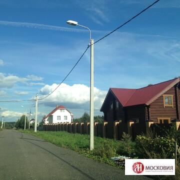 Земельный участок, 10 сот, ПМЖ г. Москва, Варшавское ш, 28 км от МКАД - Фото 4