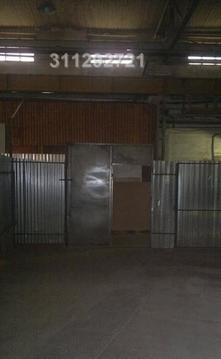 Под легкое пр-во, часть цеха, рабочее состояние, теплое, выс. 6 м, кра - Фото 1