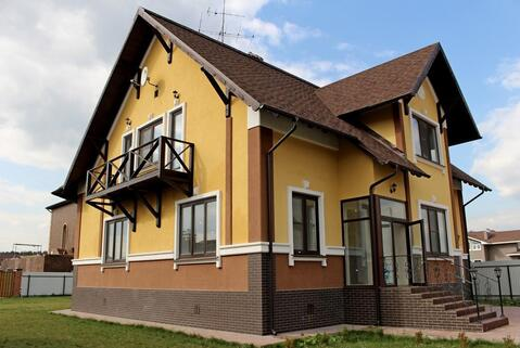 Коттедж в районе Крекшино, 20 км по Киевскому шоссе - Фото 2