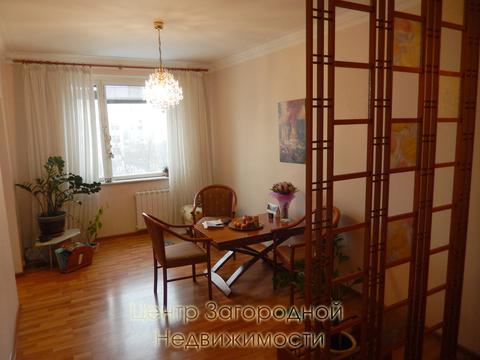 Пятикомнатная Квартира Москва, улица Берзарина, д.19, корп.1, САО - . - Фото 1