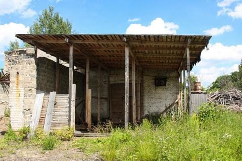 Здание лесопилки в деревне Василёво - Фото 2