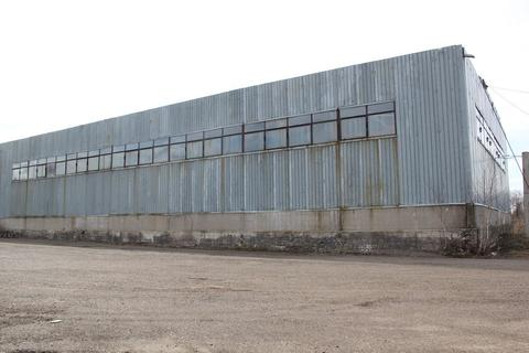 Продам производственно-складскую базу 5725 кв.м. - Фото 1