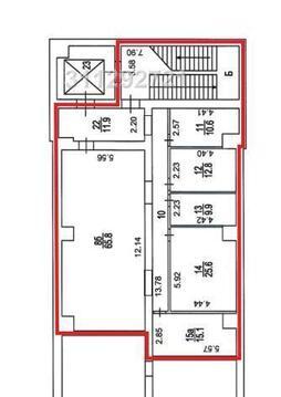 Сдается в аренду помещение свободного назначения на -1 ом этаже адм. з - Фото 1