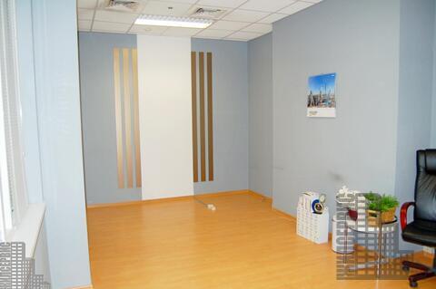 Офис 25м в БЦ, всё включено, метро Калужская в пешей доступности - Фото 3