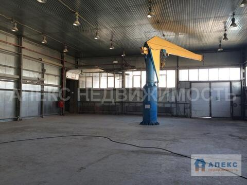 Аренда помещения пл. 870 м2 под склад, производство, , Апрелевка . - Фото 3