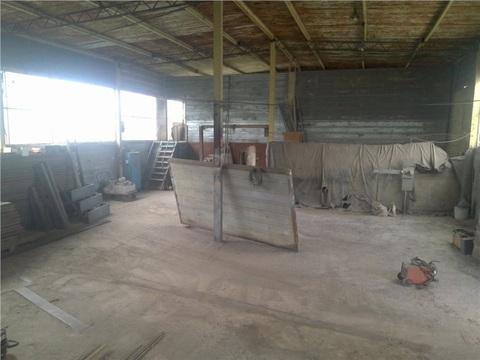 Снять склад в Севастополе. Сдам производственное помещение на . - Фото 4