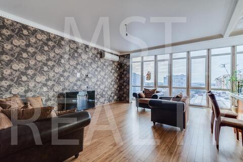 Шикарная квартира с панорамным остеклением - Фото 2