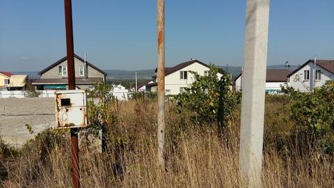 Продам участок 15 сот.в Раевской, фундамент, свет, вода, газ - Фото 4