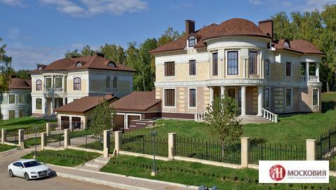 Коттедж 860 кв.м. ИЖС вблизи д.Раево Киевское шоссе - Фото 1