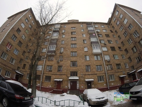 Продажа квартиры, м. Кожуховская, Ул. Трофимова - Фото 1