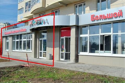 Аренда магазина 222 кв.м с евро ремонтом, витринами, без комиссии. - Фото 1