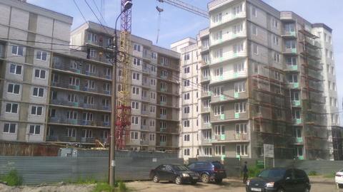 Новая квартира под чистовую отделку 4й норский переулок - Фото 5