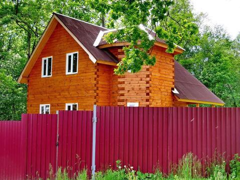 Продается дом рядом с г.Струнино, От МКАД 89 км по Ярославскому шоссе. - Фото 1
