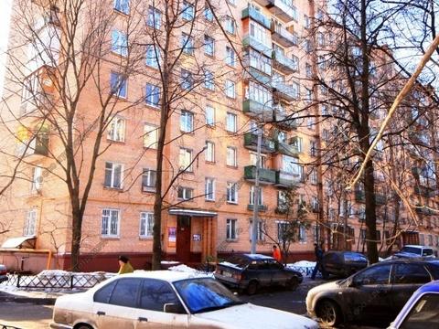 Продажа квартиры, м. Багратионовская, Ул. Василисы Кожиной - Фото 1