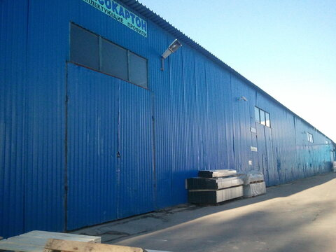 Продажа арендный бизнес - Торгово-складской комплекс в Митино - Фото 3