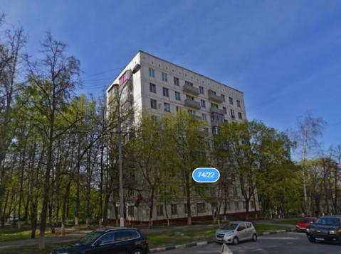 Квартира с ремонтом 32м2 в 5ти минутах от метро Профсоюзная. - Фото 1