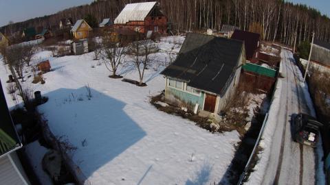 Дачный участок 10 соток с домом в центре с.Вороново Новая Москва - Фото 1