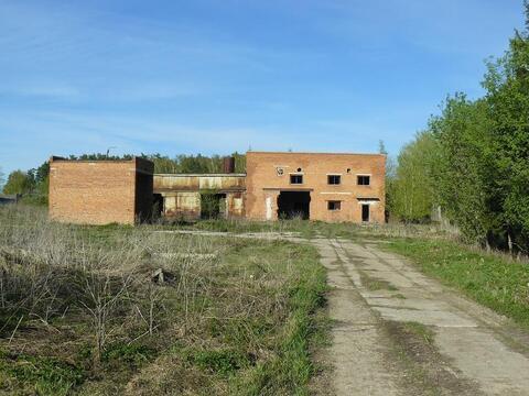 Страхово село животноводческий комплекс на участке 8 гектар - Фото 4