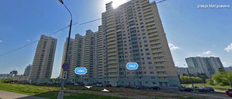 Аренда помещения 90,8 кв.м. на ул.Перекопской 34к2 (м.Новые Черемушки) - Фото 4