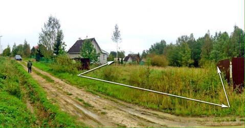 Участок 8 соток в СНТ Здоровье, 3 км от Красного Села - Фото 3