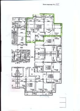Трехкомнатные квартиры в новостройке в г. Чехове - Фото 3