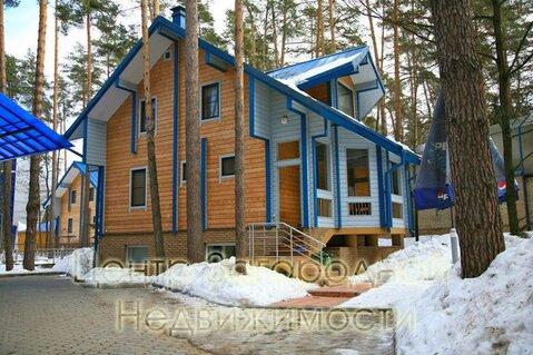 Дом, Рублево-Успенское ш, Новорижское ш, 25 км от МКАД, Николина гора. . - Фото 2
