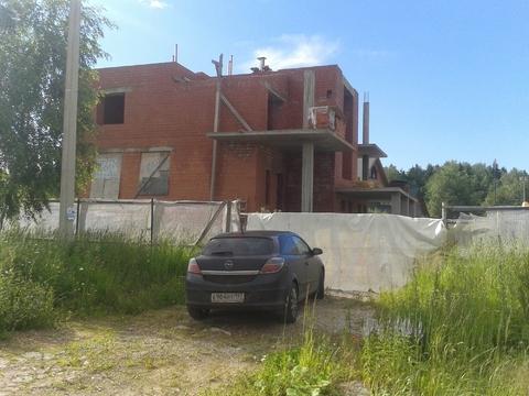 Ждп-563 зу 12 сот + дом недострой д.Талаево - Фото 2