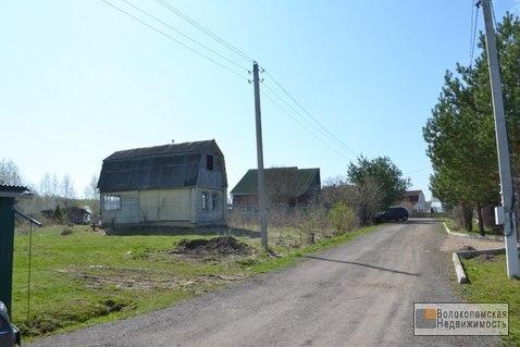 Участок 15сот рядом с Волоколамском + дом под прописку - Фото 3