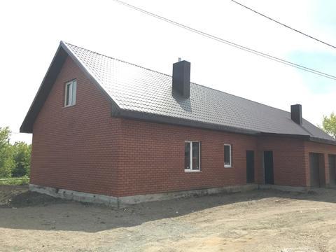 Дом 200 м2 на участке 4,5 сот. пос. Радужный - Фото 1