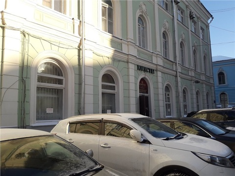 Торговое помещение по адресу Мясницкая ул.7 стр.10 - Фото 1