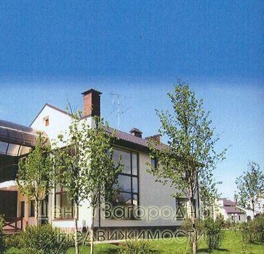 Дом, Калужское ш, 15 км от МКАД, Фоминское д, Коттеджный поселок . - Фото 1