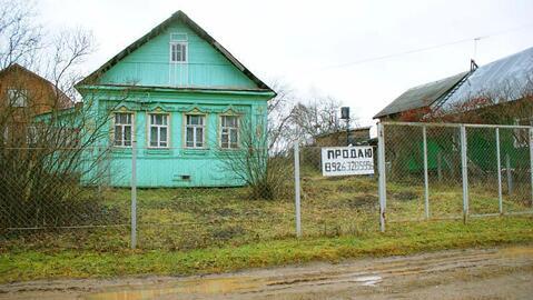 Участок 20 соток с долей дома в деревне Морозово Волоколамского района - Фото 3