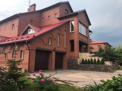 Кирпичный Коттедж в Троицке(Новая Москва) с Отделкой Под Ключ - Фото 1