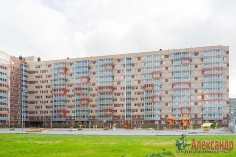 Продам 1к. квартиру. Бугры пос, Воронцовский бул. - Фото 4