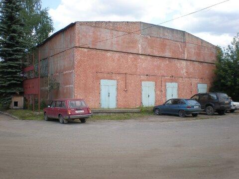 Продается производственно-складской комплекс 7500 кв.м на 3.5 га. - Фото 3
