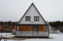 Тишинка. Порядино. Жилой дом из бруса с зимними коммуникациями на учас - Фото 2