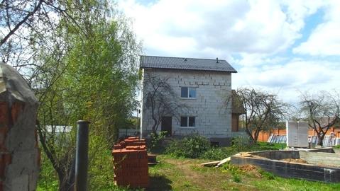 Дом 110 кв.м, Участок 10 сот. , Киевское ш, 10 км. от МКАД. - Фото 2