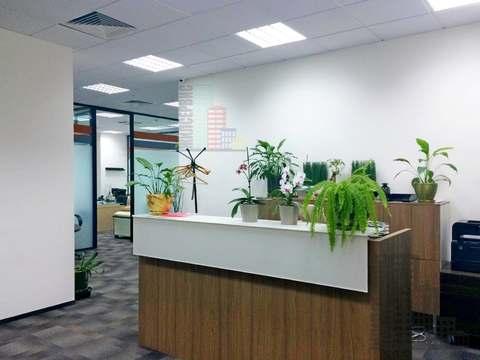 Офис 400м в бизнес-центре у метро - Фото 1