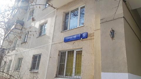 Двушка Довженко,6, круглый дом. Линейка, 2 балкона, треб. ремонт, торг - Фото 3